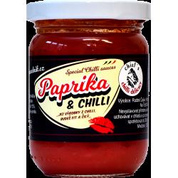 Paprika & chilli