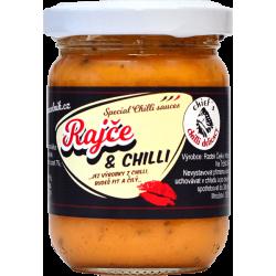 Rajčata & chilli